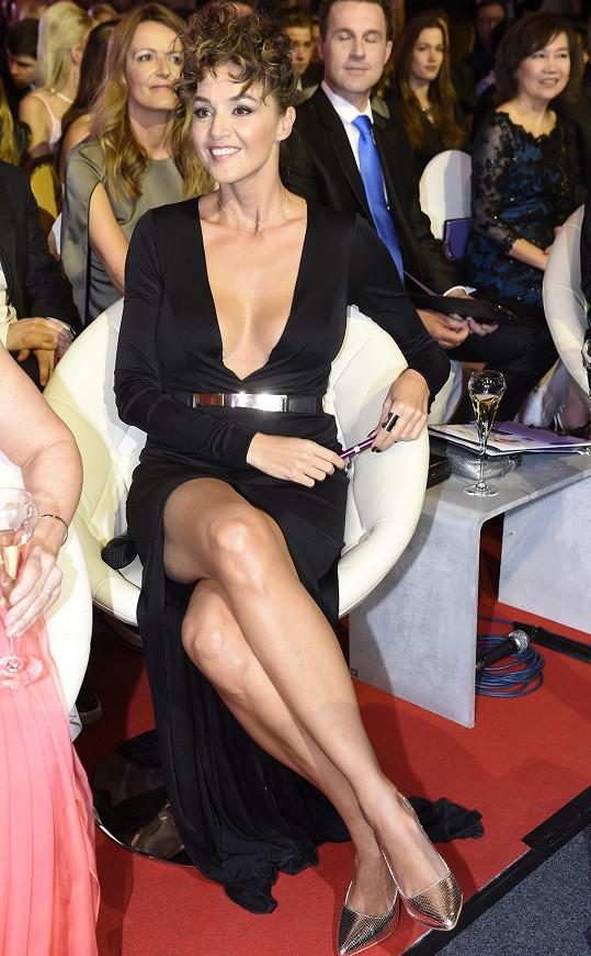 Iva Kubelková hodně zhubla, je to znát i na jejích přednostech.