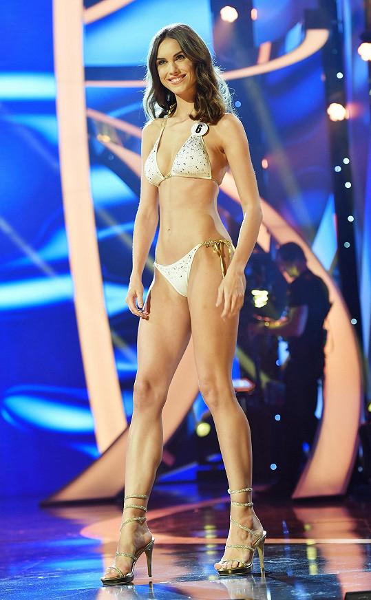 Na finále České Miss Essens 2019