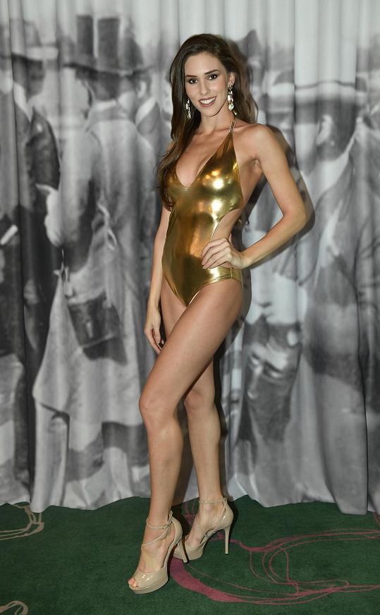Za dva měsíce odlétá na Miss Universe.