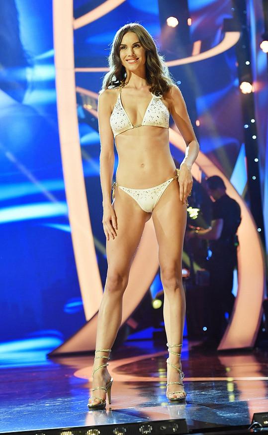 Nová Česká Miss Barbora Hodačová