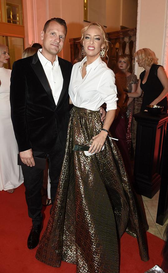 Kate Matl už zařizuje byt se svým novým partnerem Michalem.