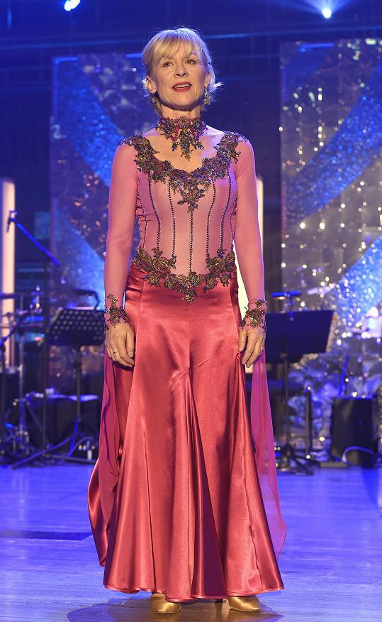 Dana Batulková nosí stejnou velikost šatů jako před jedenácti lety.