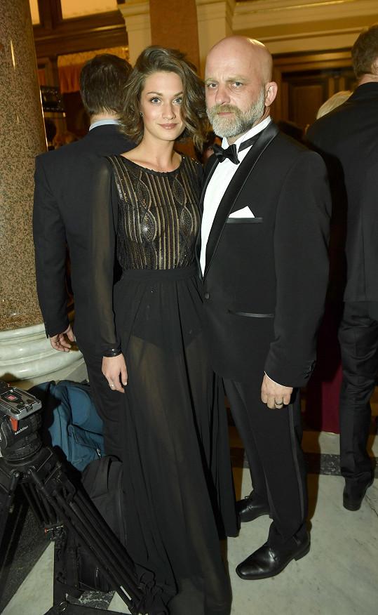 Veronika Čermák Macková s manželem Hynkem Čermákem