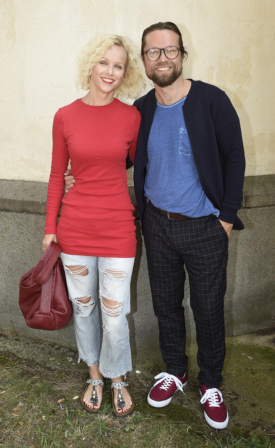 Richard a Karin Krajčovi