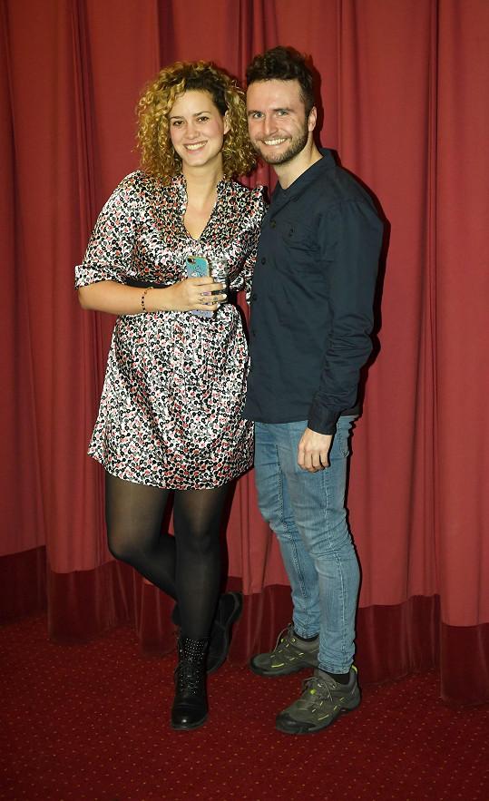 Potkala se s kamarádem Jakubem Hübnerem, který už v GoJa Music Hall hrál v několika muzikálech a rád by i do dalšího.