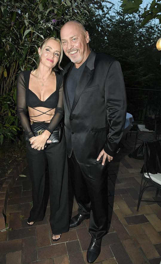 Alice s přítelem Pavlem Páskem
