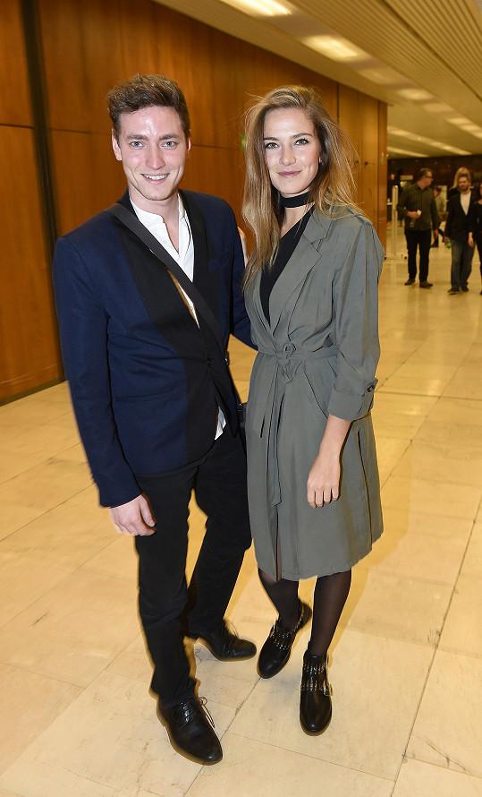 Andrea Bezděková a Martin Dubovický