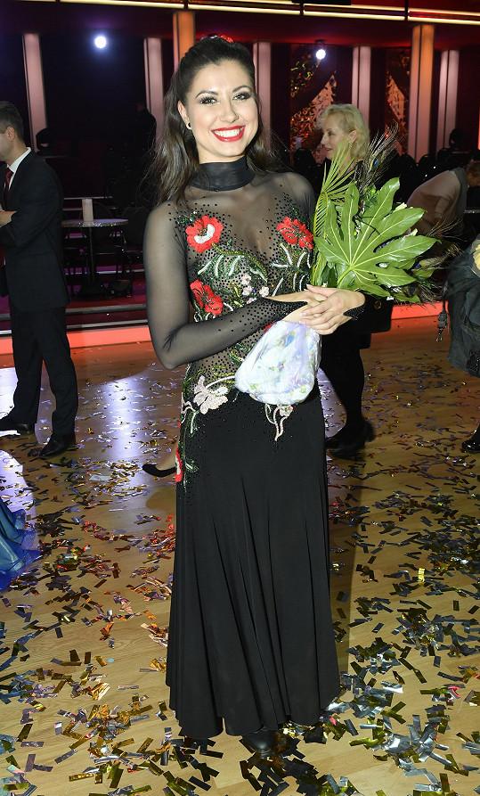 Veronika Lálová se již podruhé dostala do finále StarDance.
