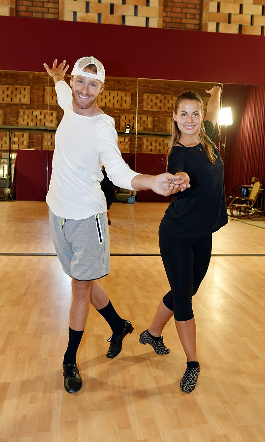 Jakub Vágner se do tance nikdy moc nehrnul.