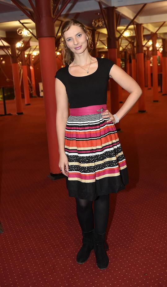O roli stojí i Monika Sommerová, kterou známe z Fantoma opery.