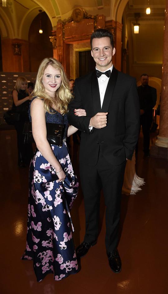 Účastnil se ho i její bratr Karel s doprovodem.