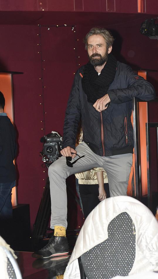 Roman Zach je se svými 204 centimetry historicky nejvyšší účastník StarDance.