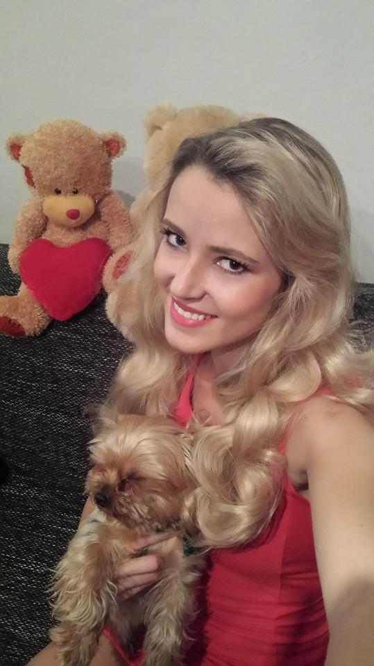 Katce Baluškové udělalo největší radost perníkové srdce.