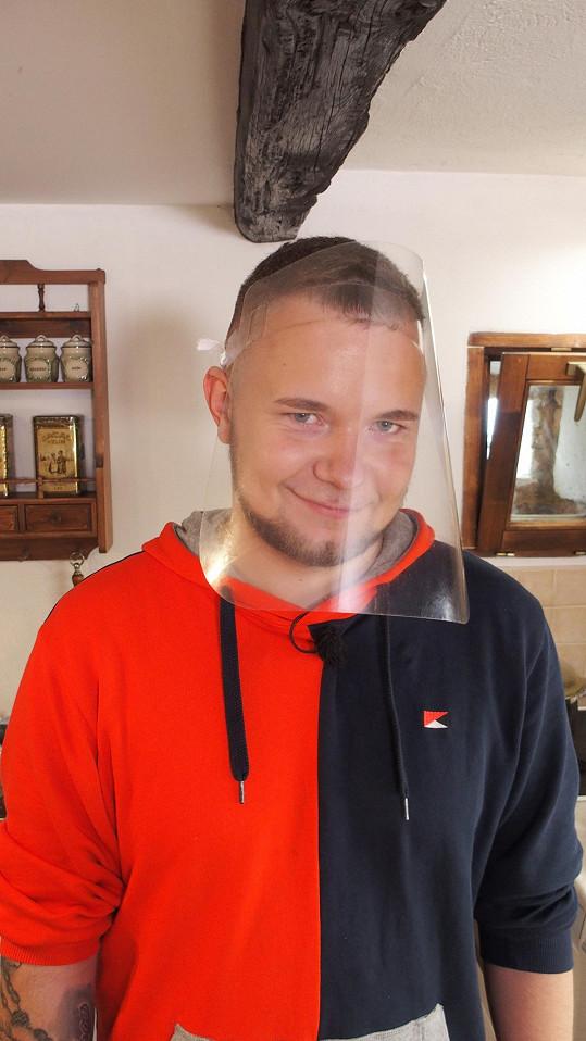 Lukáš (25) šel do Prostřena s taktikou nízkého bodování.