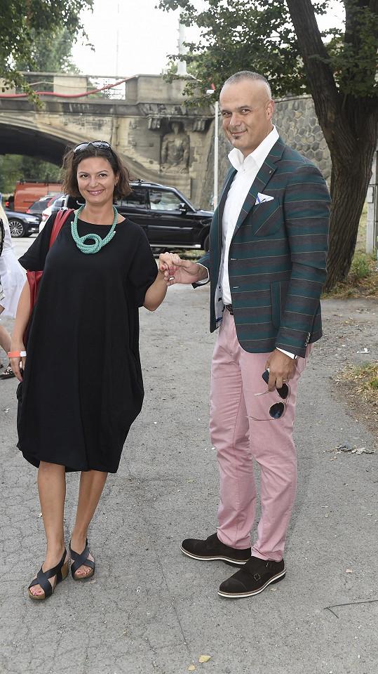 S moderátorskou posilou pořadu, Slovenkou Lujzou