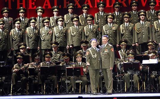 Alexandrovci opět zpívali jako o život.