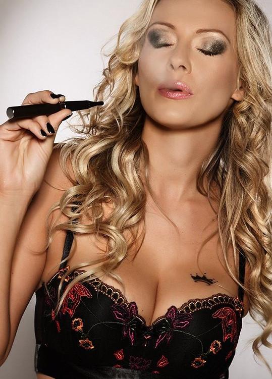 Martina Gavriely je velmi sexy.