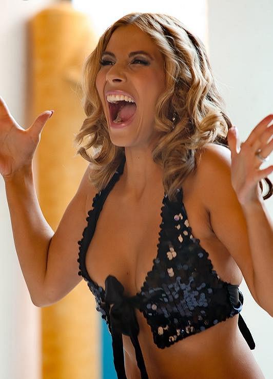 Eva Decastelo má radost ze života.