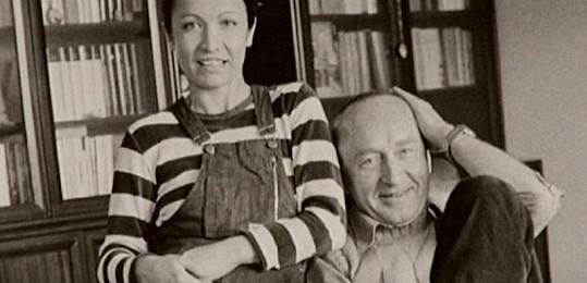 Hana Maciuchová s životním partnerem Jiřím Adamírou.