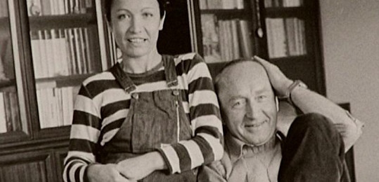 Hana Maciuchová a Jiří Adamíra.