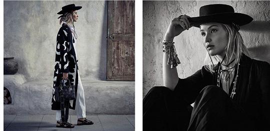 Jennifer Lawrence je tváří značky Dior.