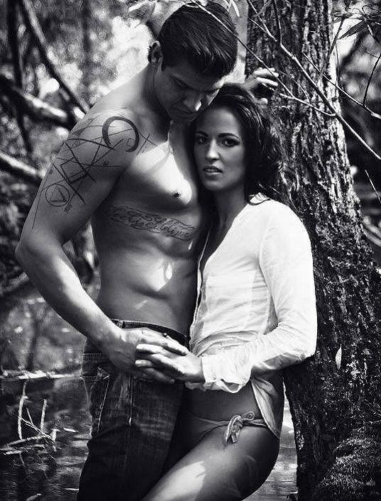 S přítelkyní Andreou