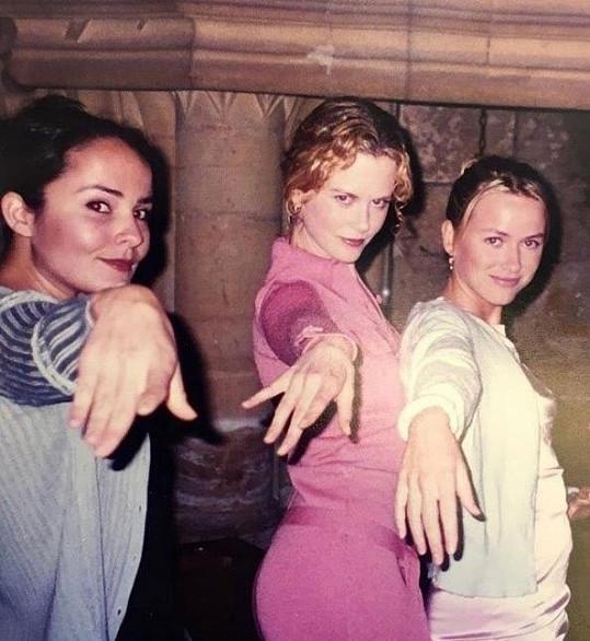 Naomi Watts a Nicole Kidman se znají už od střední školy.