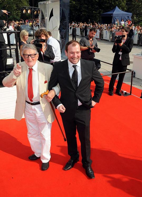 Naposledy se režisér objevil na karlovarském filmovém festivalu.
