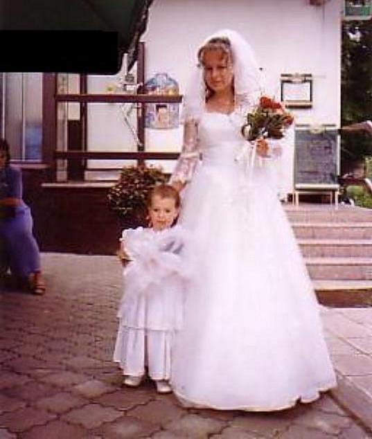 Nevěsta Romana.