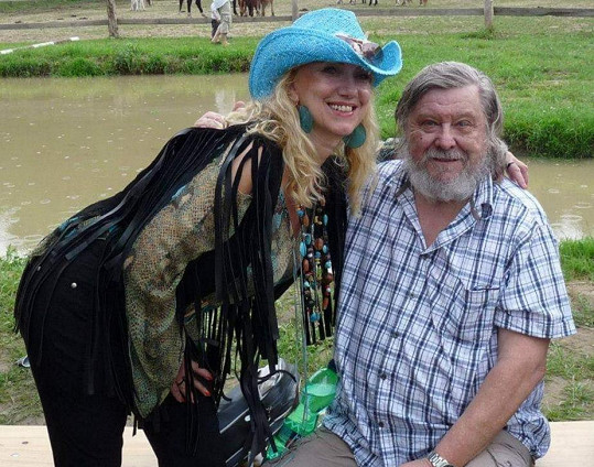 Na přítele a kolegu zavzpomínala také country zpěvačka Hana Lounová.