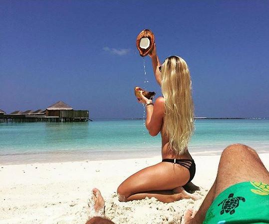 Dominika na Maledivách