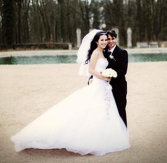 Veronika s Radkem jsou do sebe i po třech letech vztahu stále zamilovaní.
