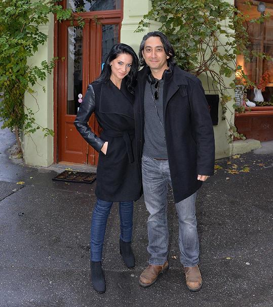S režisérem Keonim Waxmanem