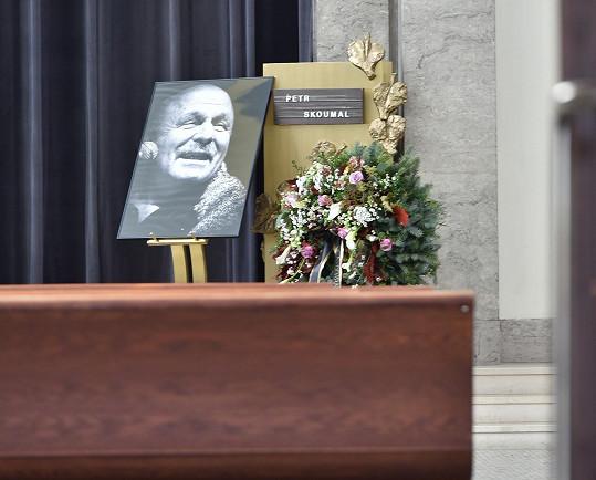 Petr Skoumal zemřel nečekaně po krátké nemoci.