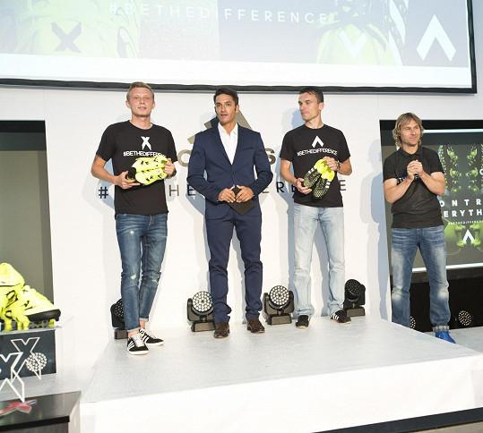Nedvěd, Lafata, Hrdlička a Krejčí vysvětlili nové chápání fotbalu.