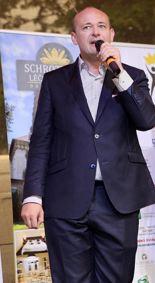Ředitel Muže roku David Novotný vzpomíná na Beránka jako na skromného a hodného kluka.