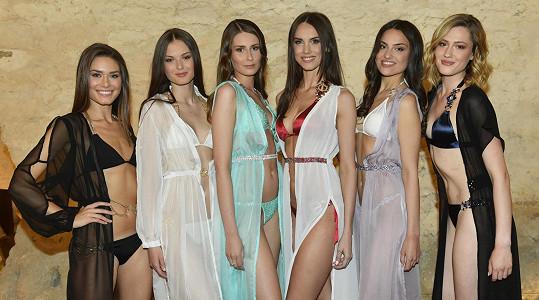 Šestice nejkrásnějších dívek z Česka