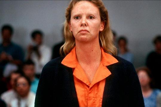 Charlize ve filmu Zrůda (2003)