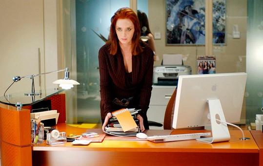 Emily Blunt v komedii Ďábel nosí Pradu