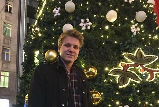 Zdeněk Piškula prožije Vánoce s rodinou.