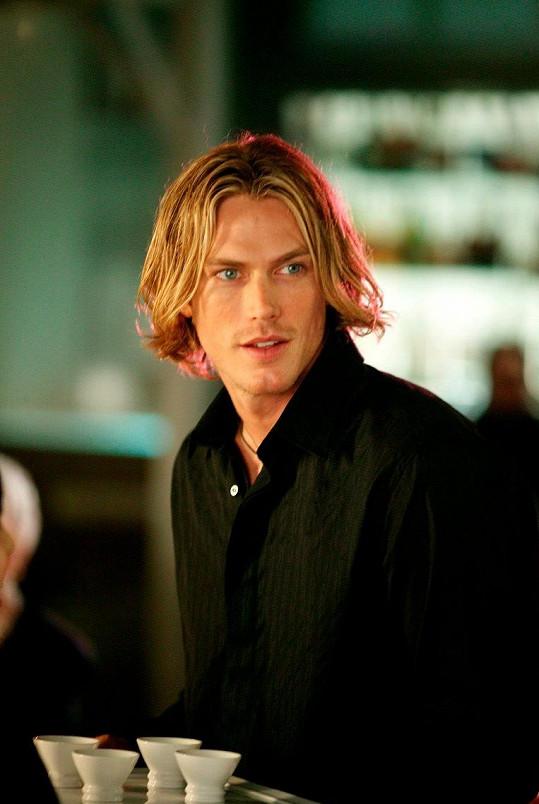 Jason Lewis v seriálu Sex ve městě (1994)