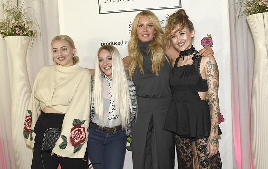 Česká modelka se inspirovala nápadem kolegyně a propagátorky zdravého životního stylu Elle Macpherson.
