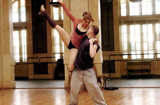 Předvedli v něm svůj taneční talent.