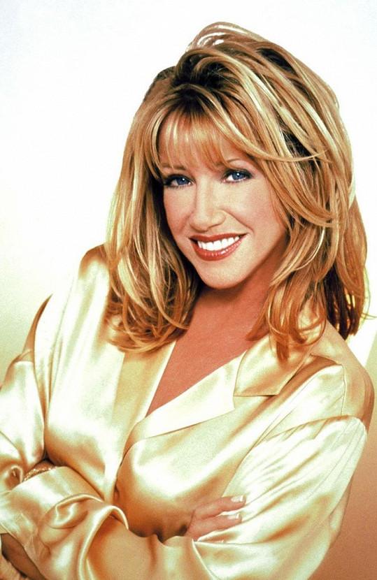 V 90. letech byla hereckou ikonou.