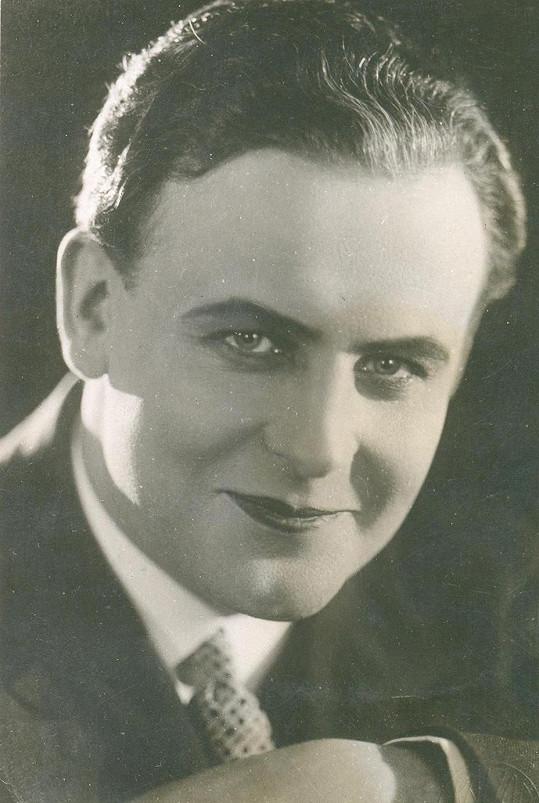 Karel Lamač byl hodně populární v němém filmu. V tom zvukovém hlavně režíroval.