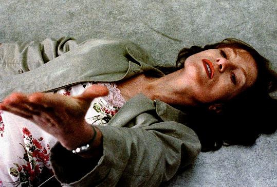 Isabelle Huppert ve skandálnímm filmu Pianistka (2001)