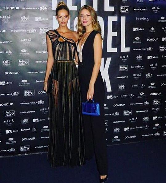 Čestnými hosty 34. ročníku světového finále Elite Model Look byly Michaela Kociánová a Linda Vojtová.