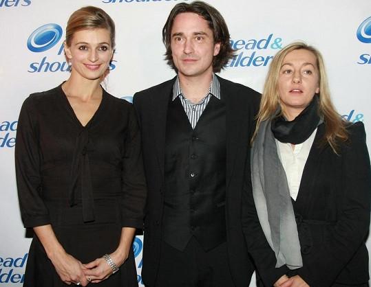 S Ivanou Jirešovou v roce 2010