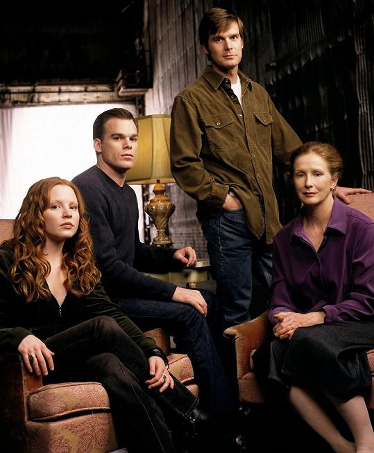 Kultovní seriál Odpočívej v pokoji (2001) se natáčel čtyři roky.