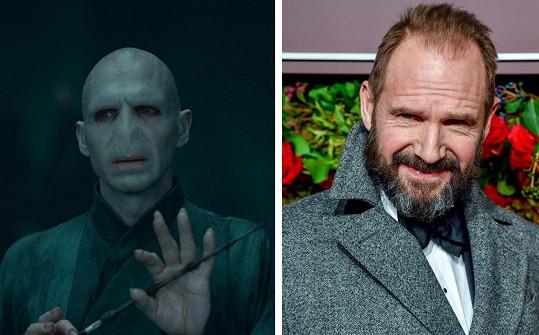 Ralph Fiennes roli Voldemorta v Harry Potterovi málem nepřijal.